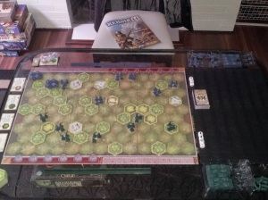 Memoir '44 - Like a detailed version of Risk, if Risk was fun